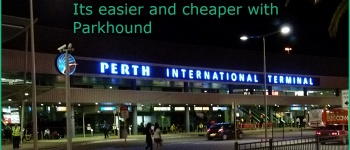 Perth Airport international terminal