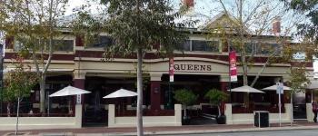 Cheap parking at Highgate Western Australia