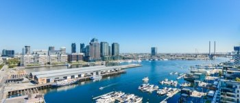 Find cheap parking in Docklands with Parkhound