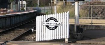 Secure Surrey Hills Station Parking