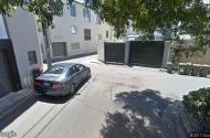 parking on Arthur Street in Surry Hills