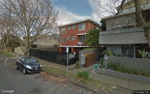 Parking Photo: Pine Avenue  Elwood VIC  Australia, 34441, 117483