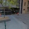 Secured park in Melbourne CBD near Flagstaff.jpg