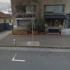 Outside parking on Simpson Street in East Melbourne VIC