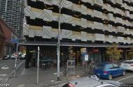 parking on Spencer Street in Melbourne