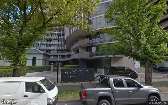 Parking Photo: Queens Road  Melbourne VIC  Australia, 34409, 117308