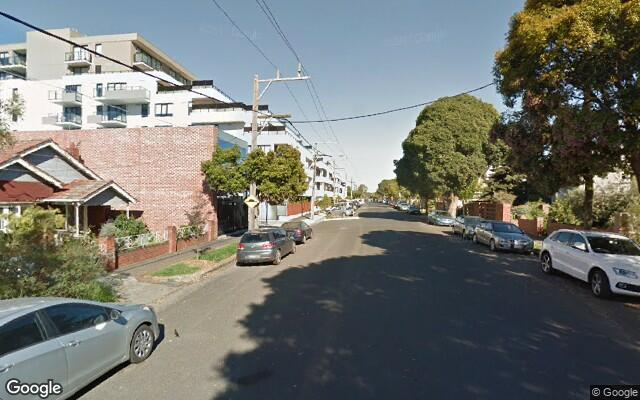 parking on Barkly Street in Brunswick East VIC