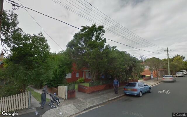 parking on Julia Street in Ashfield NSW