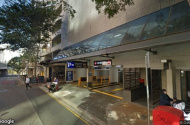 parking on Tank Street in Brisbane City QLD