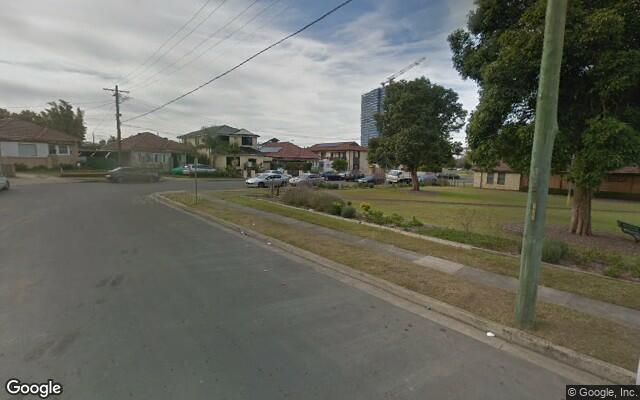 parking on Enid Avenue in Granville NSW