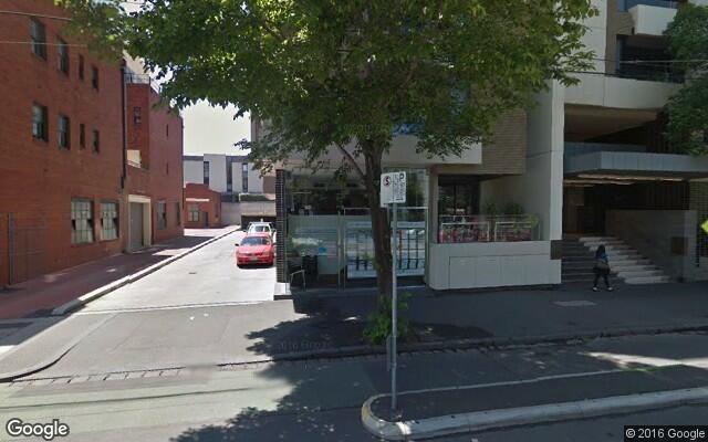 parking on Swanston st in Carlton