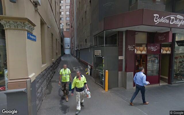 Parking Photo: Staughton Alley  Melbourne VIC  Australia, 44270, 163067