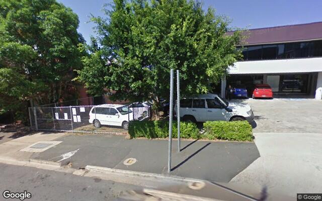 parking on Cordelia Street in South Brisbane QLD