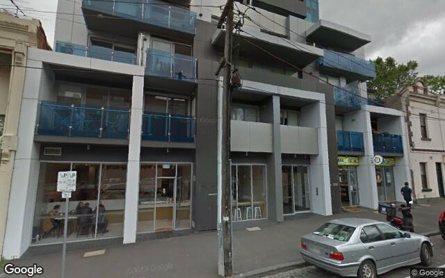 parking on Cardigan Street in Carlton VIC