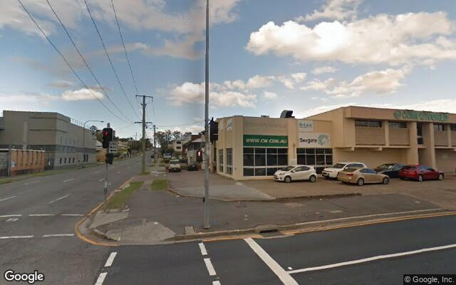 parking on Wellington Road in East Brisbane QLD