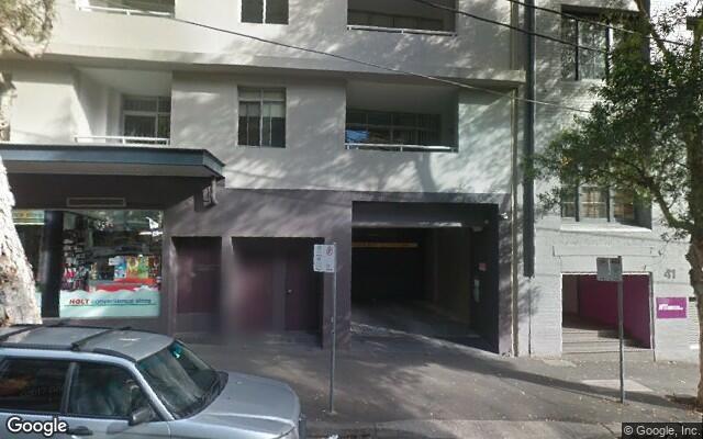 Parking Photo: Holt Street  Surry Hills NSW  Australia, 34096, 113445