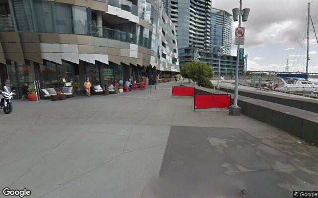 parking on Lorimer Street in Docklands VIC
