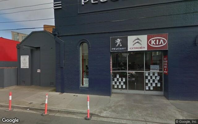 Parking Photo: Burnley Street  Richmond VIC  Australia, 31610, 101268