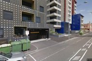 parking on Palmerston St in Carlton VIC