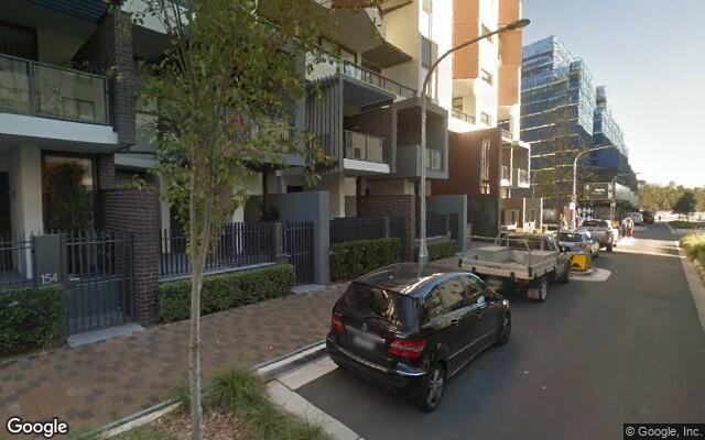 parking on Ross Street in Forest Lodge NSW