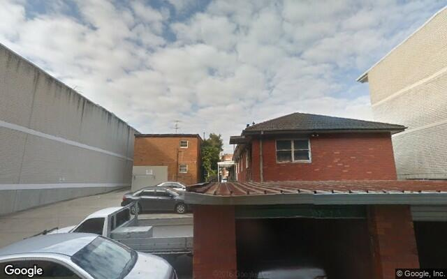parking on Montgomery Street in Kogarah NSW