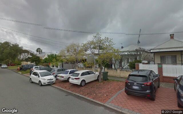 parking on Orange Avenue in Perth