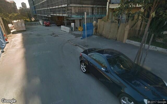 parking on Jones Street in Pyrmont