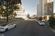 parking on Gauthorpe Street in Rhodes NSW
