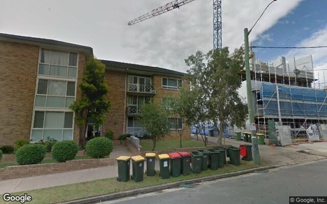 parking on Morwick Street in Strathfield