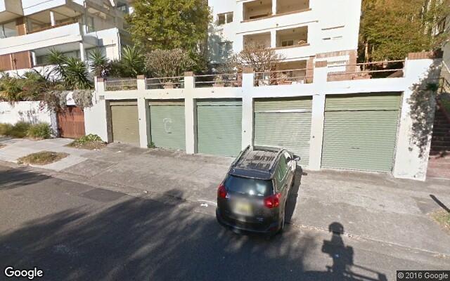 parking on Francis Street in Bondi Beach