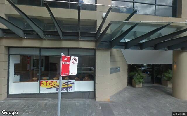 parking on 2402/1 Sergeants Lane in St. Leonards New South Wales