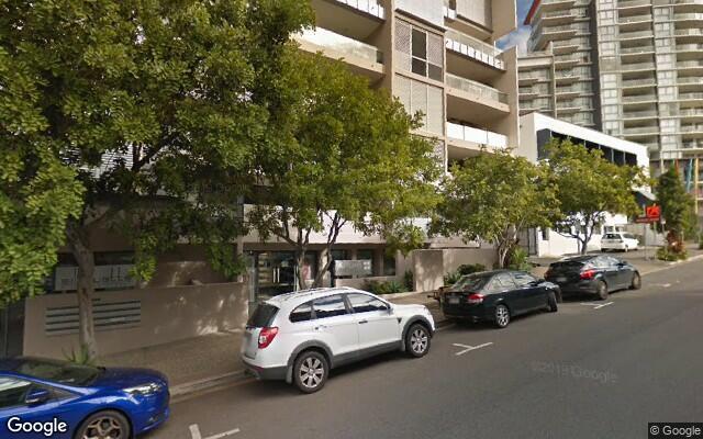 parking on 6 Manning Street in South Brisbane Queensland Australia