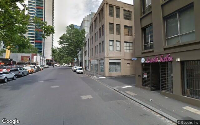 Parking Photo: A'Beckett Street  Melbourne VIC  Australia, 31923, 104225