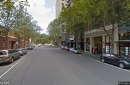 parking on A'Beckett Street in West Melbourne