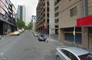 parking on Abeckett Street in Melbourne