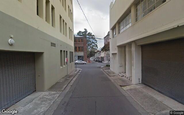 Parking Photo: Abercrombie Street  Chippendale NSW  Australia, 34863, 158661