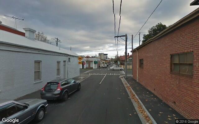 parking on Abinger Street in Richmond
