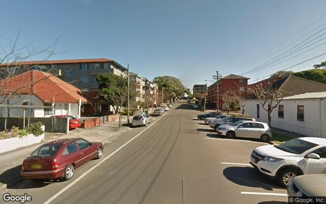 parking on Addison St in Kensington NSW 2033