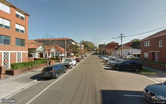 parking on Addison St in Kensington NSW 2033