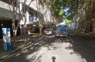 parking on Adelaide Street in Brisbane City QLD