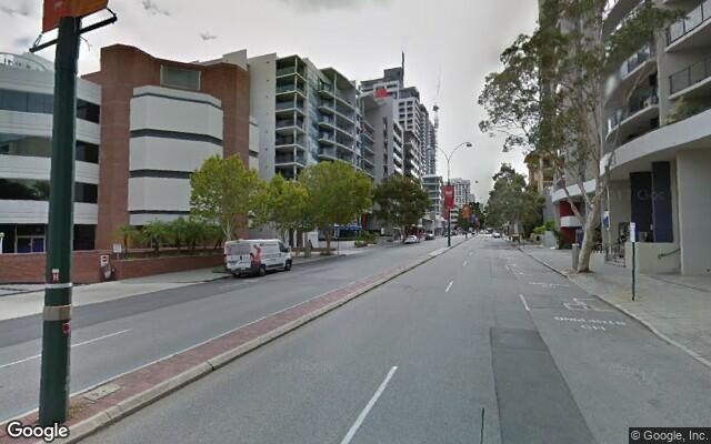 Parking Photo: Adelaide Terrace  East Perth WA 6004  Australia, 34307, 124462