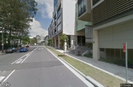 parking on Albert Ave in Chatswood NSW 2067