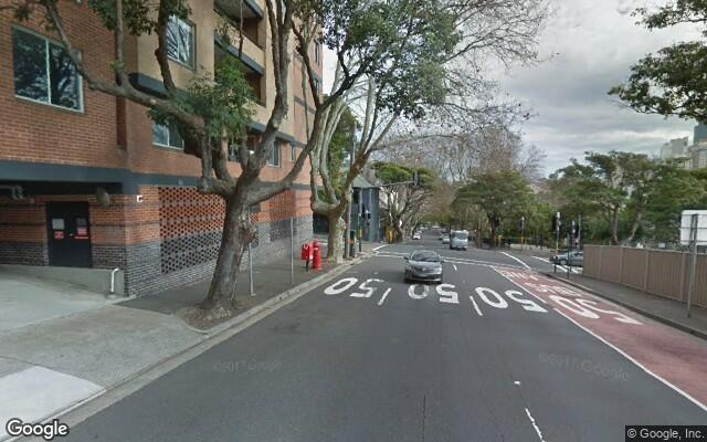 parking on Albion Street in Surry Hills NSW