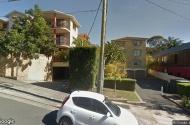 parking on Alexander Street in Coogee