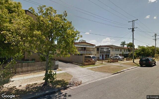 parking on Allworth Street in Northgate QLD