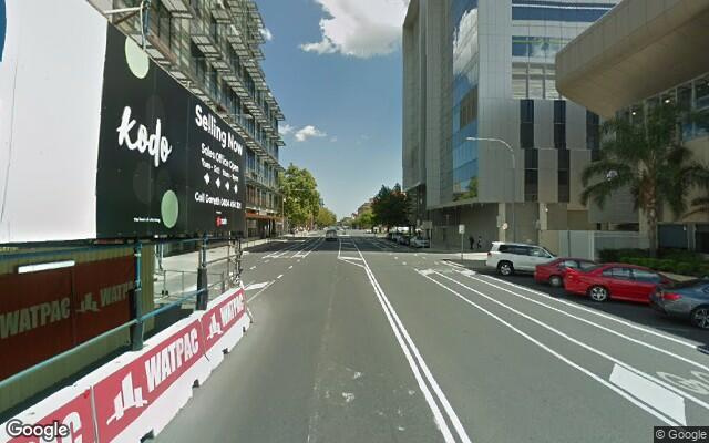 parking on Angas Street in Adelaide SA