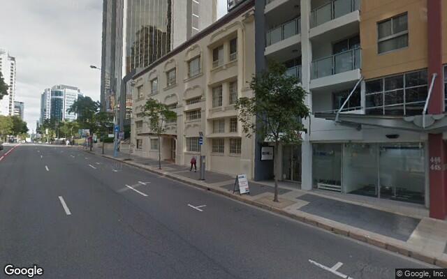 parking on Ann Street in Brisbane City QLD