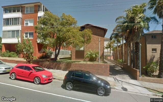 parking on Arden Street in Coogee NSW