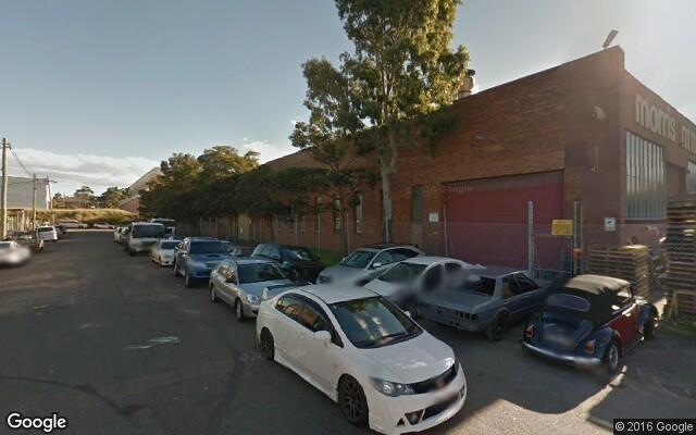 parking on Argyle Street in Wolli Creek