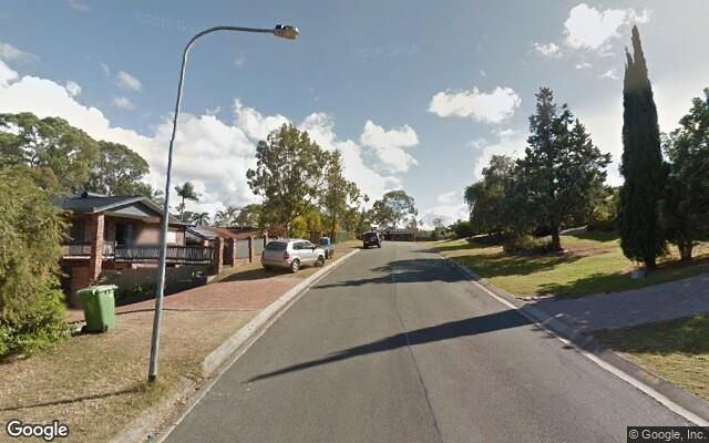 parking on Armidale Cres in Helensvale QLD